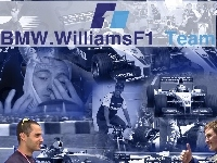 BMW Sauber, Formuła 1, Williams