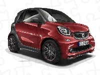 Smart Brabus ForTwo Tailor Made Coupe C453, 2014