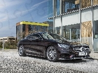 Coupe C217, Mercedes-Benz AMG S-Class, 2015