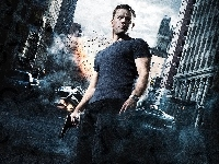 Matt Damon, Film, Jason Bourne, Tożsamość Bourna