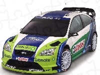 Ford Focus RS WRC, 2006