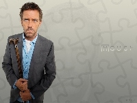 Laska, Hugh Lauriego, Dr. House