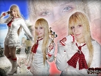 Lili, Tekken 5 Dark Ressurection, Cosplay