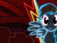My Little Pony Przyjaźń To Magia, Rainbow Dash