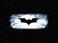 logo, batman, Batman Dark Knight