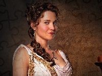 Lucretia, Spartacus, Lucy Lawless