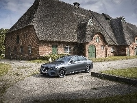 2016, Mercedes AMG E43 4MATIC, Sedan, Dom