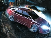 Mitsubishi, Need For Speed Carbon, Lancer