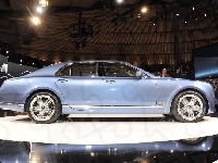 Bentley Mulsanne, Salon