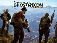 Broń, Tom Clancy's Ghost Recon Wildlands, Góry, Żołnierze