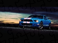 Shelby, Ford, Mustang, Gt500