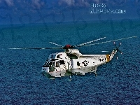 Sikorsky NH-3A Sea King