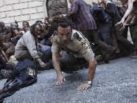 Rick Grimes, The Walking Dead, Zombie, Serial, Żywe trupy, Andrew Lincoln