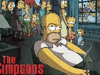 Tapeta, The Simpsons