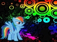 Przyjaźń To Magia, My Little Pony, RainBow Dash