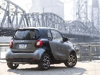 Tył, Smart, Fortwo, Most