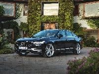 2017, Volvo S 90 D5 Inscription, Dom