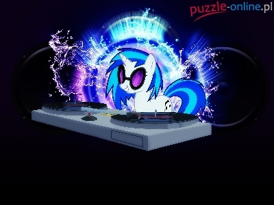 My Little Pony Przyja�� To Magia, DJ-Pony