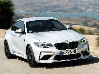 2019, BMW M2, Competition, Droga
