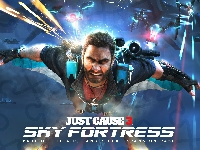 Just Cause 3, Gra, Rico Rodriguez