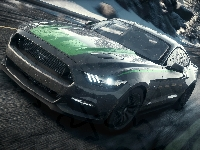 Need for Speed Rivals, Gra, Ford Mustang