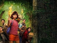 Dora and the Lost City of Gold, Aktorka, Film, Dora i Miasto Złota, Isabela Moner