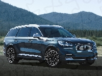 Lincoln Aviator, 2020