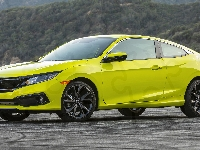 Honda Civic, Coupe