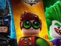 Robin, Film animowany The Lego Batman: Movie, Batman, Joker