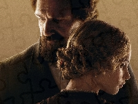 Kobieta w ukryciu, Felicity Jones, Ralph Fiennes, Aktorka, Film, The Invisible Woman, Aktor