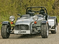 500, Caterham Seria R, Evolution