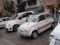 Abarth 595, Stary, Nowy, Zlot