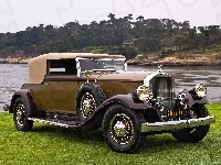 Pierce Arrow Model 41, Victoria by LeBaron
