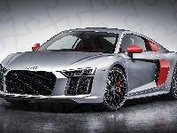 Audi R8 Coupe Sport Edition, 2017