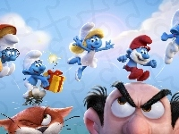 Smerfy, Bajka, The Smurfs