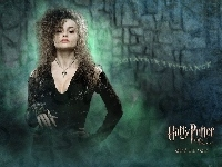 Bellatrix Black, Harry Potter, Wiedźma