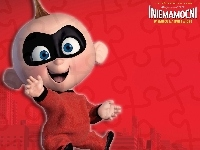 Iniemamocni, Bobas, Film animowany, The Incredibles