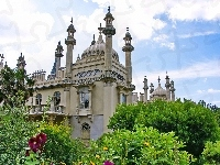 Brighton, Royal Pavilion, Anglia