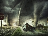 Discovery Channel, Tornado