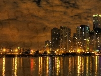 Chicago, Nocą