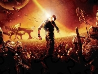 Chronicles Of Riddick, Film, Vin Diesel