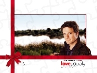 Colin Firth, Love Actually, krajobraz
