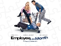 Dax Shepard, Employee Of The Month, Jessica Simpson, Dane Cook