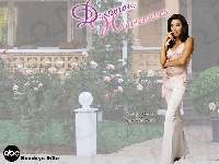 Eva Longoria, Desperate Housewives, róże