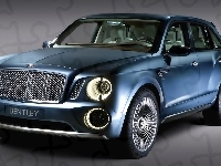 EXP-9F, Bentley, Bentayga