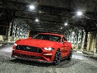 Ford Mustang GT, 2018