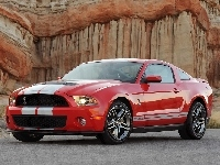 Ford Mustang GT500, Shelby