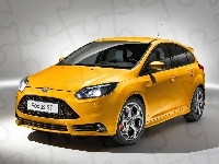 Ford Focus ST, 2013