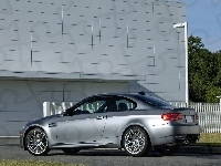 Frozen Gray Series, BMW M3, Coupe