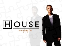 Garnitur , Dr. House, Hugh Lauriego